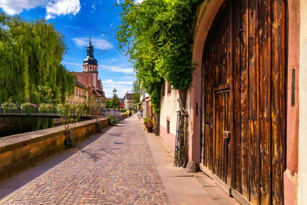 Baden-Baden, en Alemania