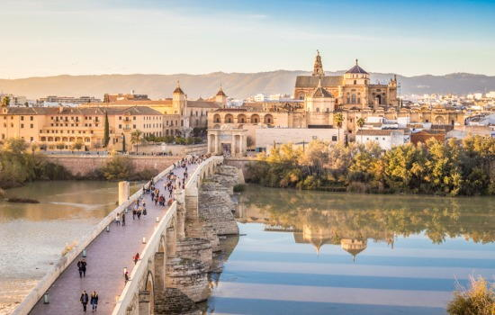 Panorámica de Córdoba