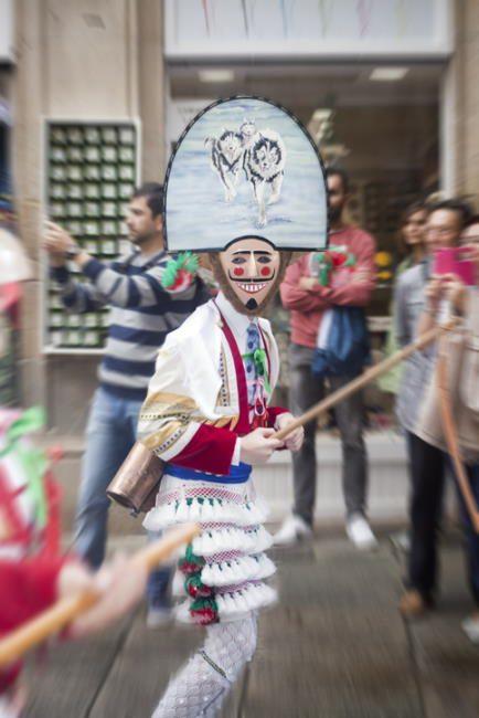 Entroido, el Carnaval más tradicional de Galicia