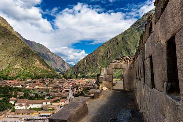 Ollantaytambo, en Perú