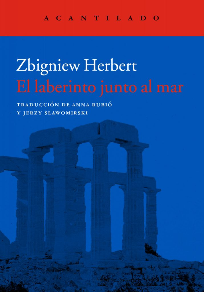 El laberinto junto al mar, de Zbigniew Herbert