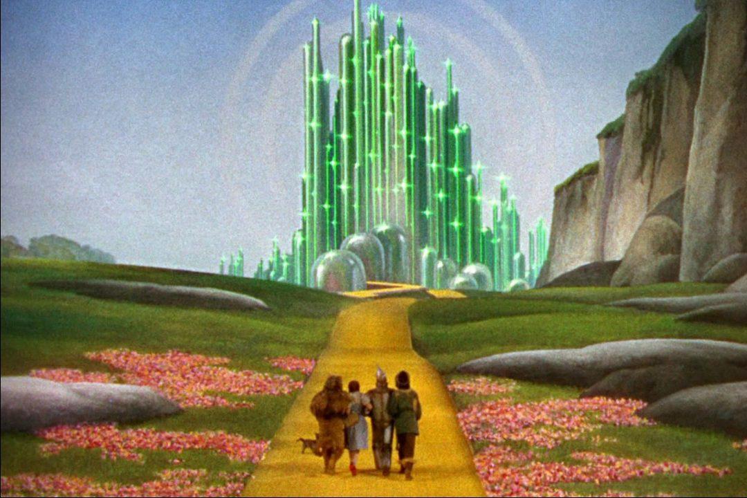 El Castillo de El Mago de Oz