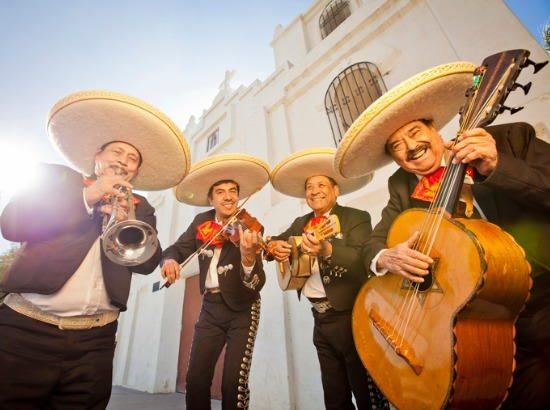 Música mariachi mexicana