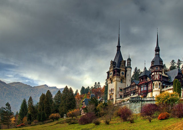 Castillo de Peles (Rumanía)