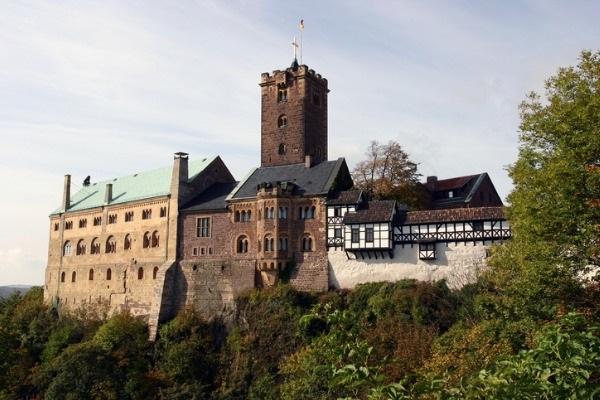 Eisenach, en Alemania