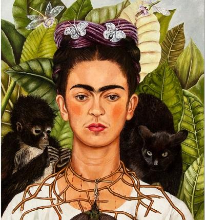 Frida Kahlo, emblema cultural de México