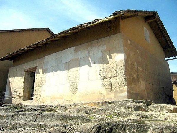 Cuarto del rescate, en Cajamarca (Perú)