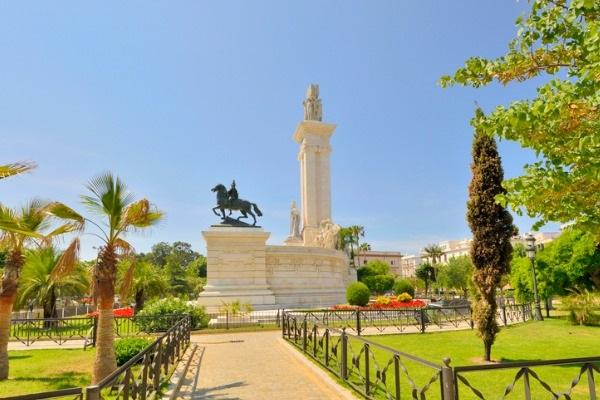 Plaza España (Cádiz)