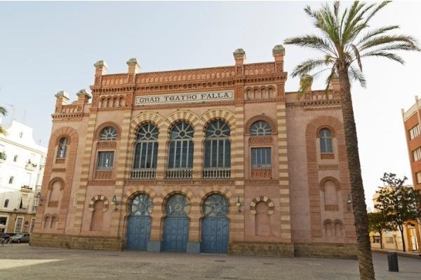 Gran Teatro Falla (Cádiz)