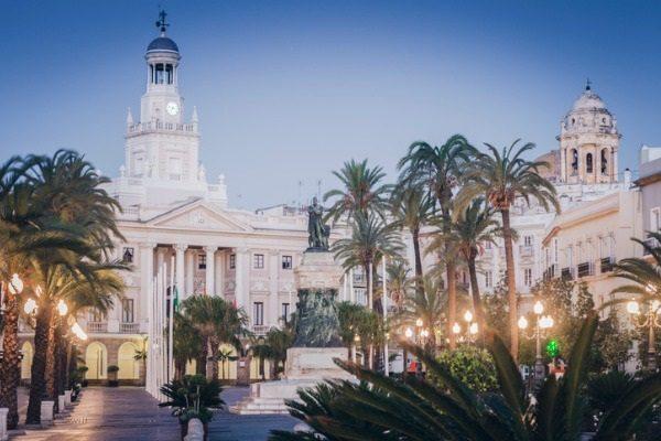 Plaza del Ayuntamiento (Cádiz)