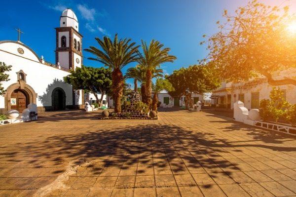 Teguise, en Lanzarote
