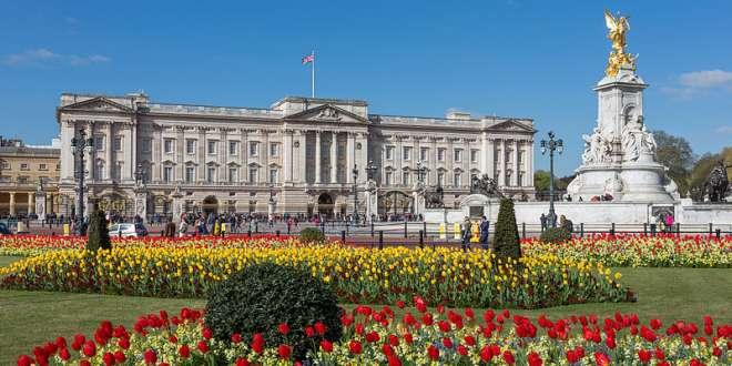 Palacio de Buckingham (Londres)