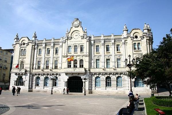 Plaza del Ayuntamiento (Santander)