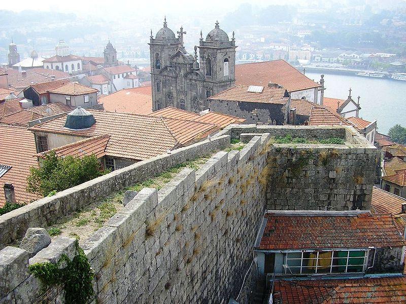 Murallas de Oporto