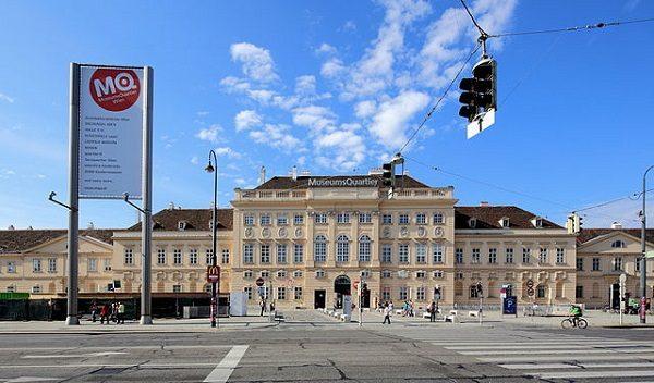 Museumsquartier de Viena