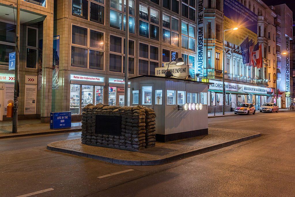 Checkpoint Charlie (Berlín)