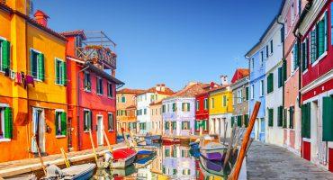 Las ciudades más coloridas del mundo