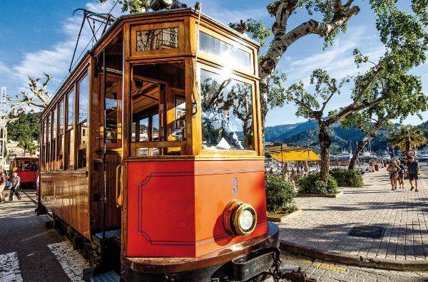 Tren de Sóller (Mallorca)