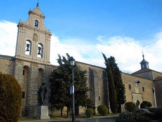 Convento de la Encarnación (Ávila)A