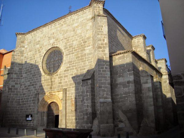 Iglesia San Juan Bautista (Ávila)