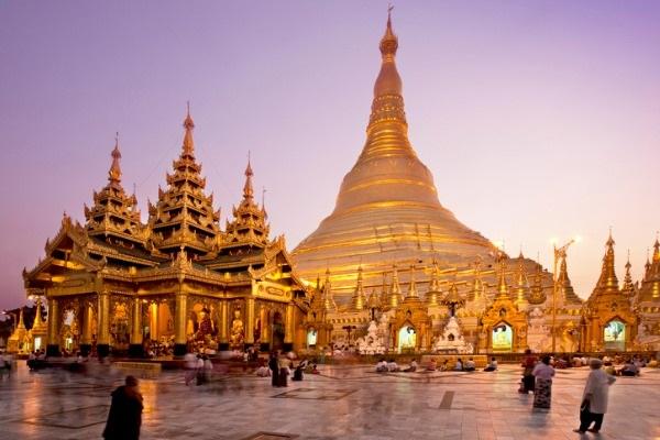 Shwedagon (Birmania)