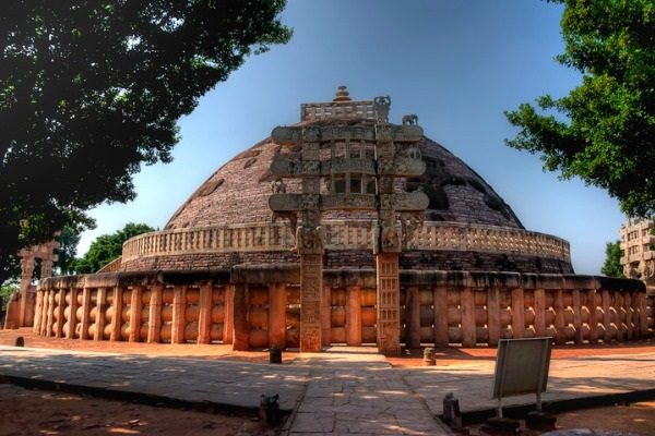 Estupa de Sanchi (India)