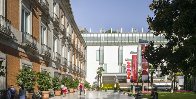 Museo Thyssen, en Madrid