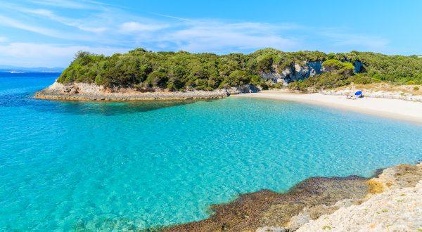 Playa du petit Sperone