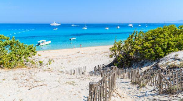 Playa de Saleccia