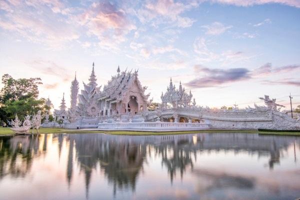 Wat Rong Khun (Tailandia)