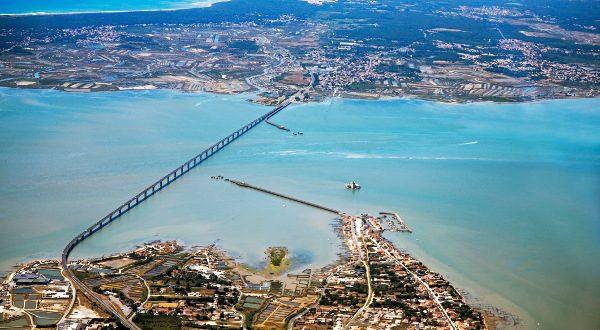 Puente de la Isla de Ré