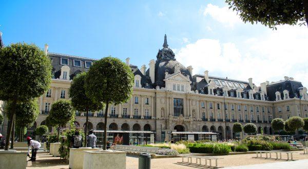 Capilla de Saint-Yves en Rennes