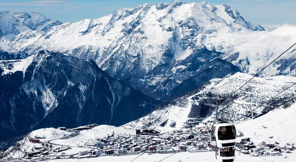 Estación de esquí de Alpe Huez