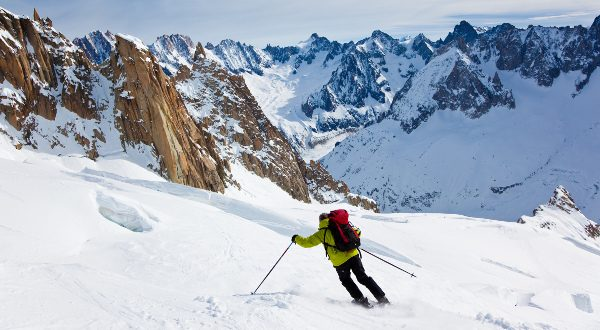 Estación de esquí de Chamonix
