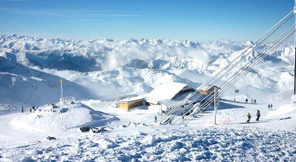 Estación de esquí de Courchevel
