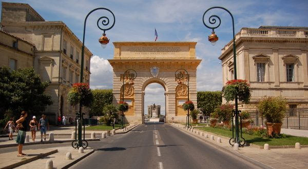 Arco de Triunfo (Montpellier)