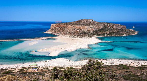 Playa de Balos (Grecia)