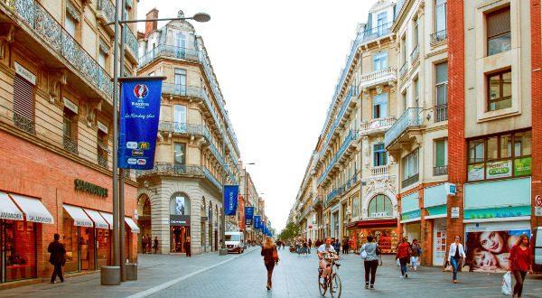 Calle de Alsacia y Lorena (Toulouse