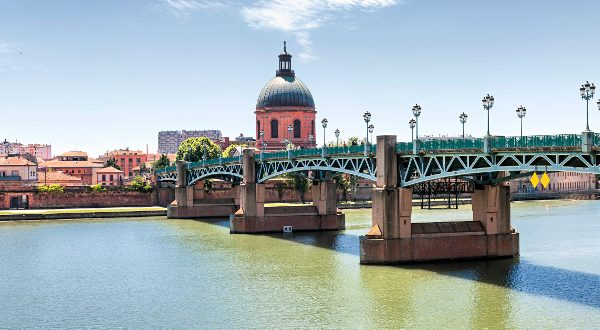 Vista del Garona (Toulouse)