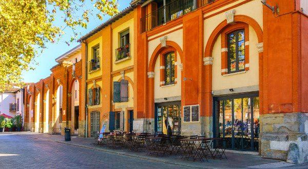 Terrazas de Toulouse