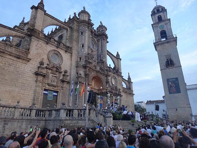 Fiestas de la Vendimia, en Jerez de la Frontera