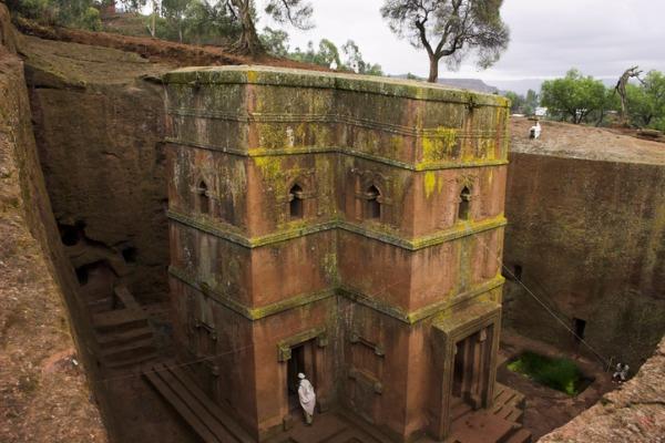 Lalibela (Etiopía)