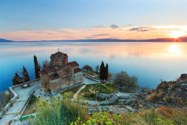 Lago Ohrid (Macedonia)