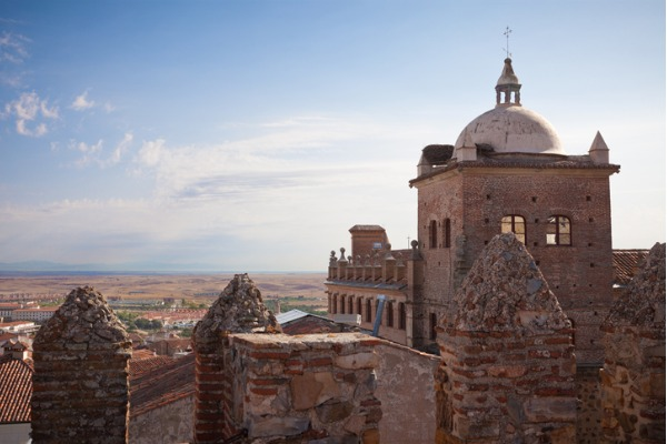 Palacio de Toledo-Moctezuma (Cáceres)