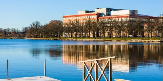 Växjö, en Suecia