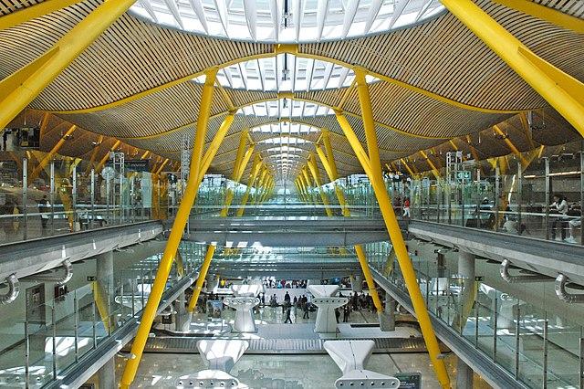 Terminal 4 de Barajas