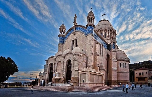 Basílica de Nuestra Señora de África (Argel)