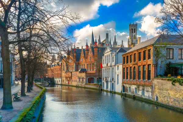Canal Groenerei (Brujas)