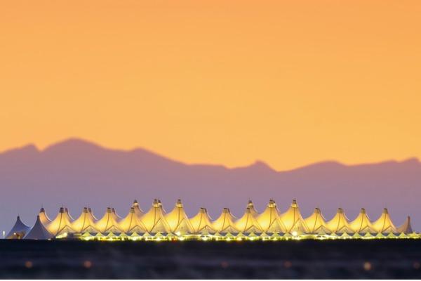 Aeropuerto Inernacional de Denver