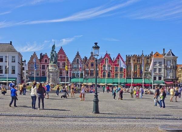 Grote Markt (Brujas)
